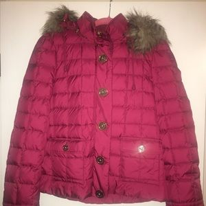 Pink Juicy Couture Jacket